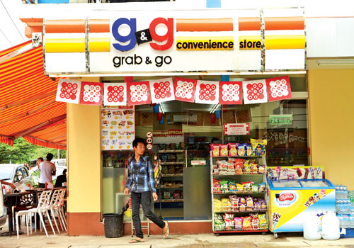 Image result for g&g convenience store