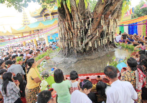 Full Moon Day Of Kason The Myanmar Times