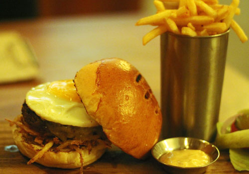 The quest for Yangon's best burger   The Myanmar Times