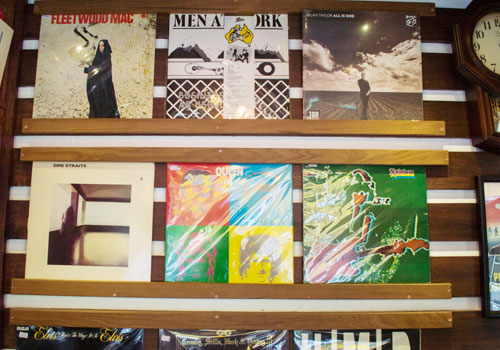 Yangon hits its groove with vinyl record store | The Myanmar Times