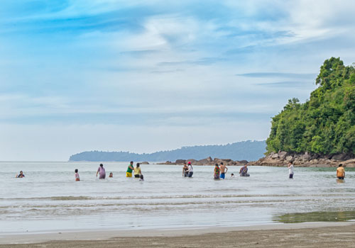 ye beaches offer unique peek into mon state the myanmar times