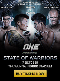 One Championship - State of Warriors