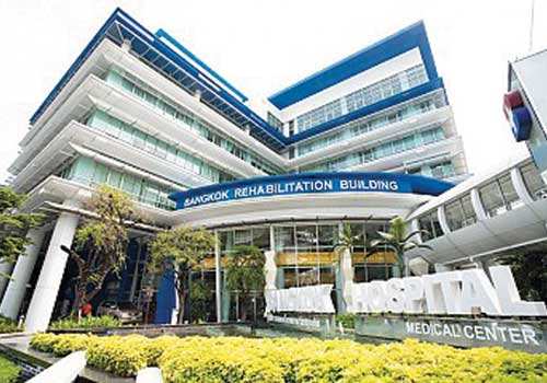 Thailand's Bangkok Hospital, one of the 31 hospitals currently owned by BGH.  (Pic: BGH)