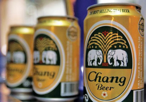 ThaiBev is looking to introduce its Chang range of beers to Myanmar in a bid to get a headstart over competitors that are yet to invest in the country's untapped beer market. (AFP)
