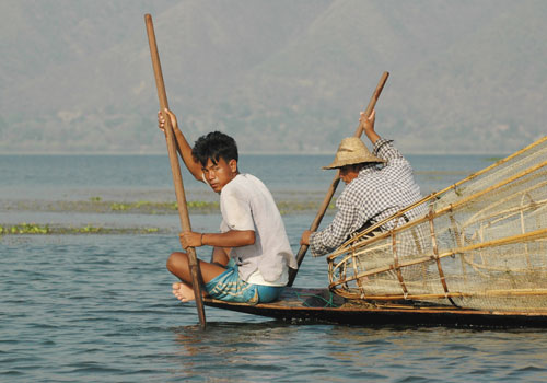The tourism sector's reputation, including iconic Inle Lake (pictured), could be tarnished by room shortages and inflated rates, experts said last week. (Stuart Deed/The Myanmar Times)