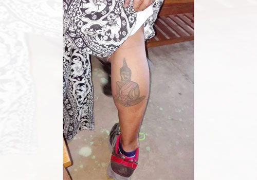 Chewbacca Mom responds to violence with Michael Jackson song