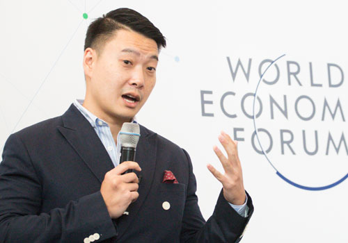 James Song, managing principal and co-founder of Faircap Partners, led two sessions as a speaker at the Forum last week. Photo - Supplied