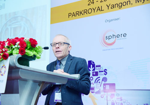 Turnell: Myanmar's story now is one of stabilisation and slower growth, but it is bringing in reforms that in the long term will bear good dividends. Photo: Supplied