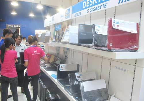 From eyeing to buying: Computers   The Myanmar Times