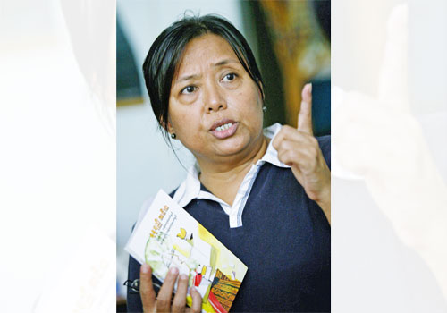 Author/nu >> Classic novel to be published uncensored | The Myanmar Times
