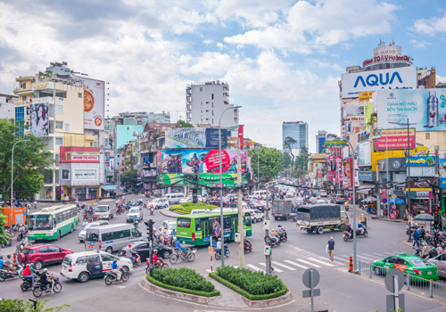 66 hours in Saigon
