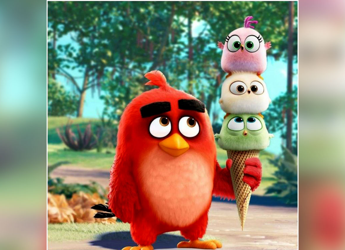 Angry Birds' can't fly, but this sequel stays aloft   The