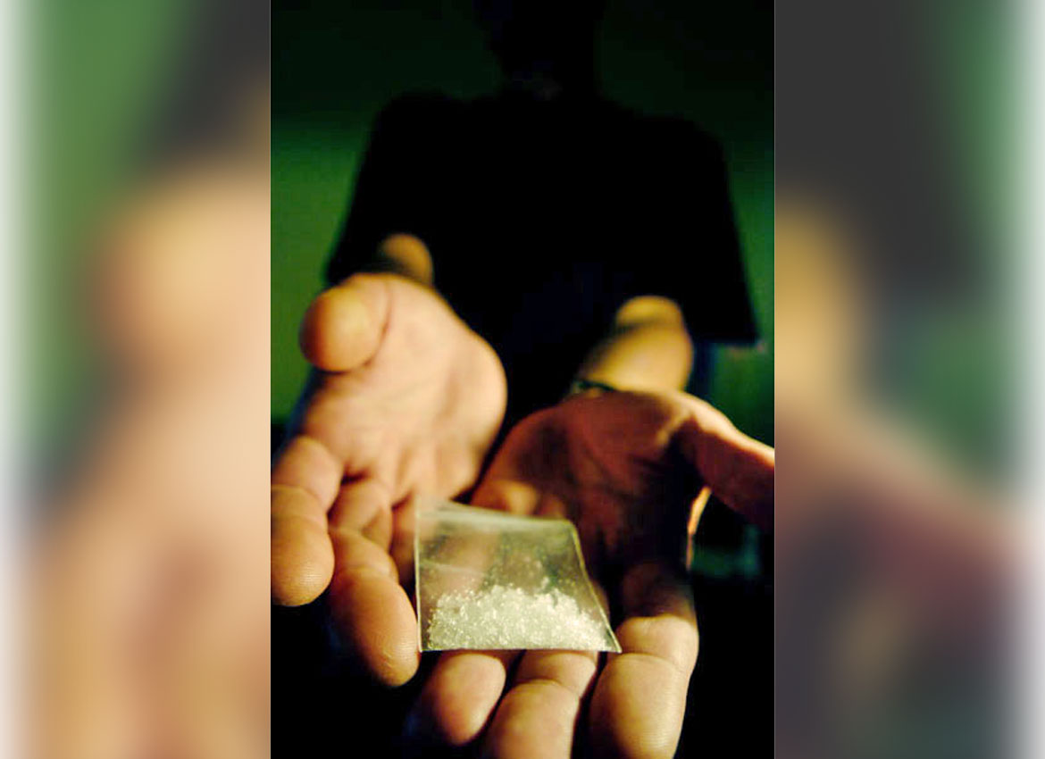 Shan a global production hub for illegal drugs, says