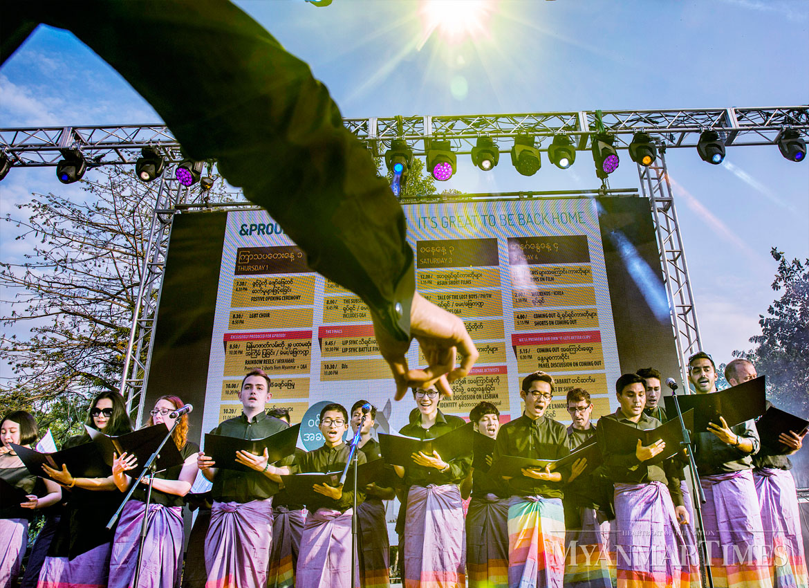Year End Review on LGBT rights | The Myanmar Times
