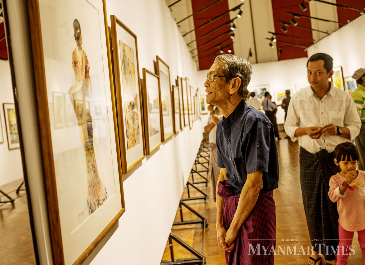 The international watercolour festival | The Myanmar Times