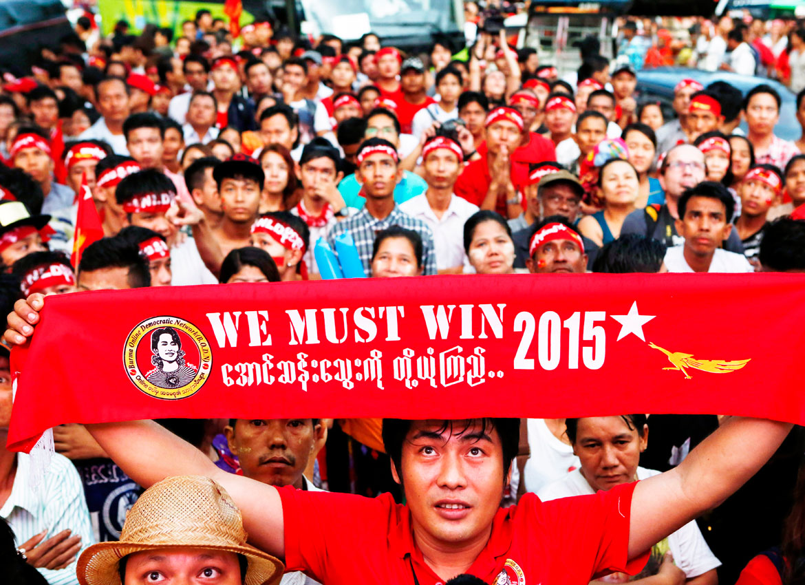 10 years later, NLD struggles to repeal Myanmar's 2008 charter ...