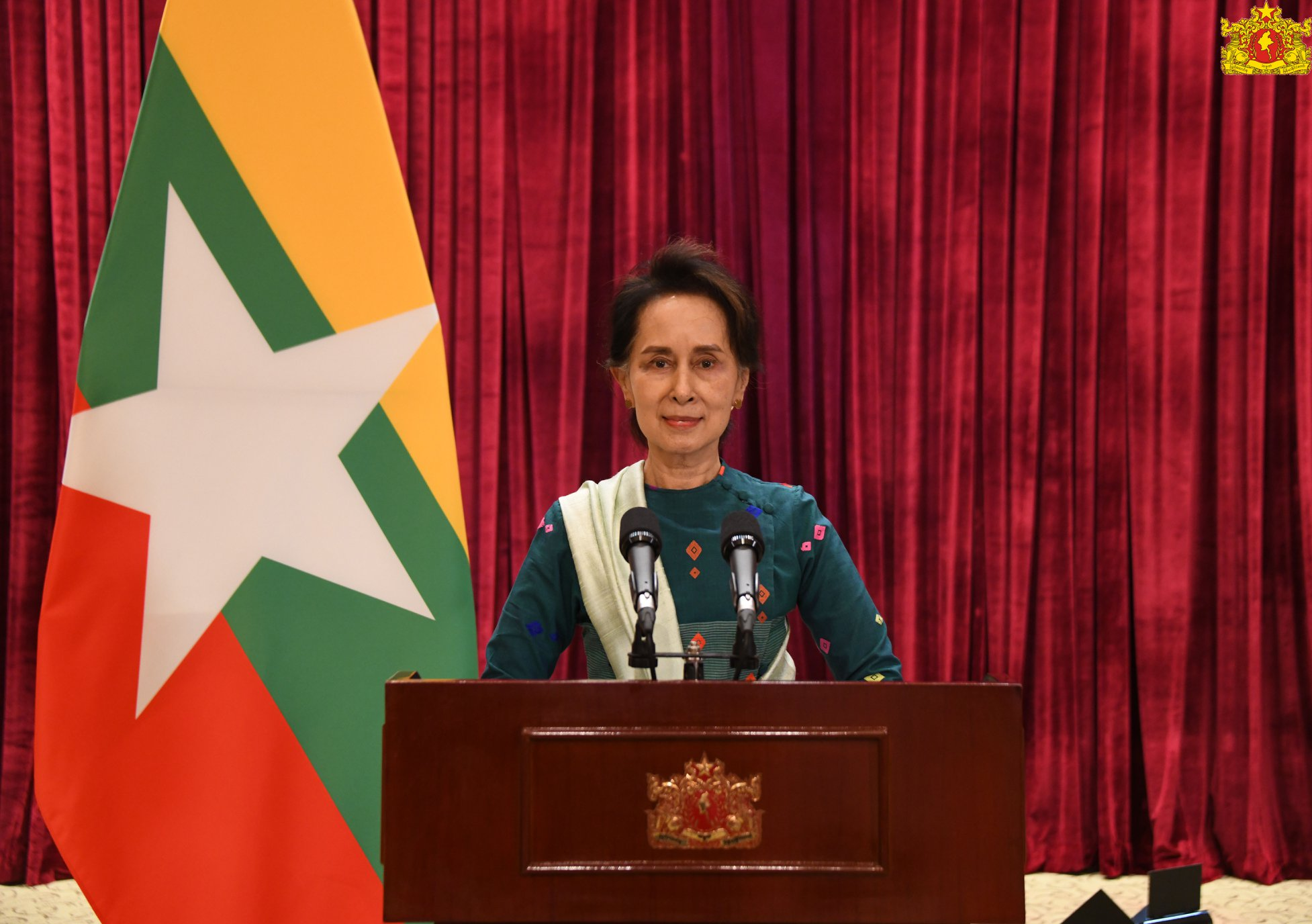 State Counsellor in good health, meetings limited | The Myanmar Times