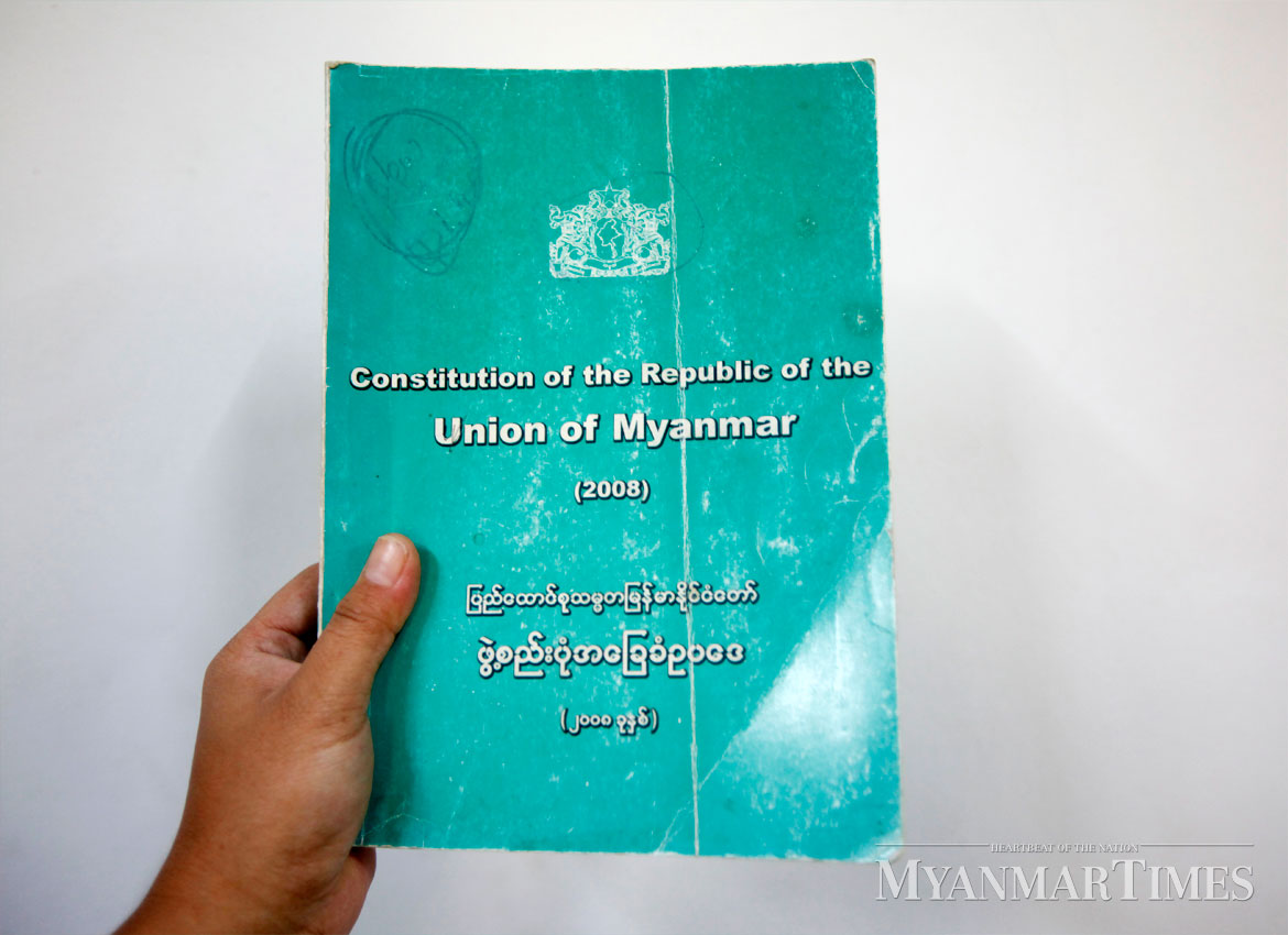 Amendment committee to adjourn for Thingyan   The Myanmar Times