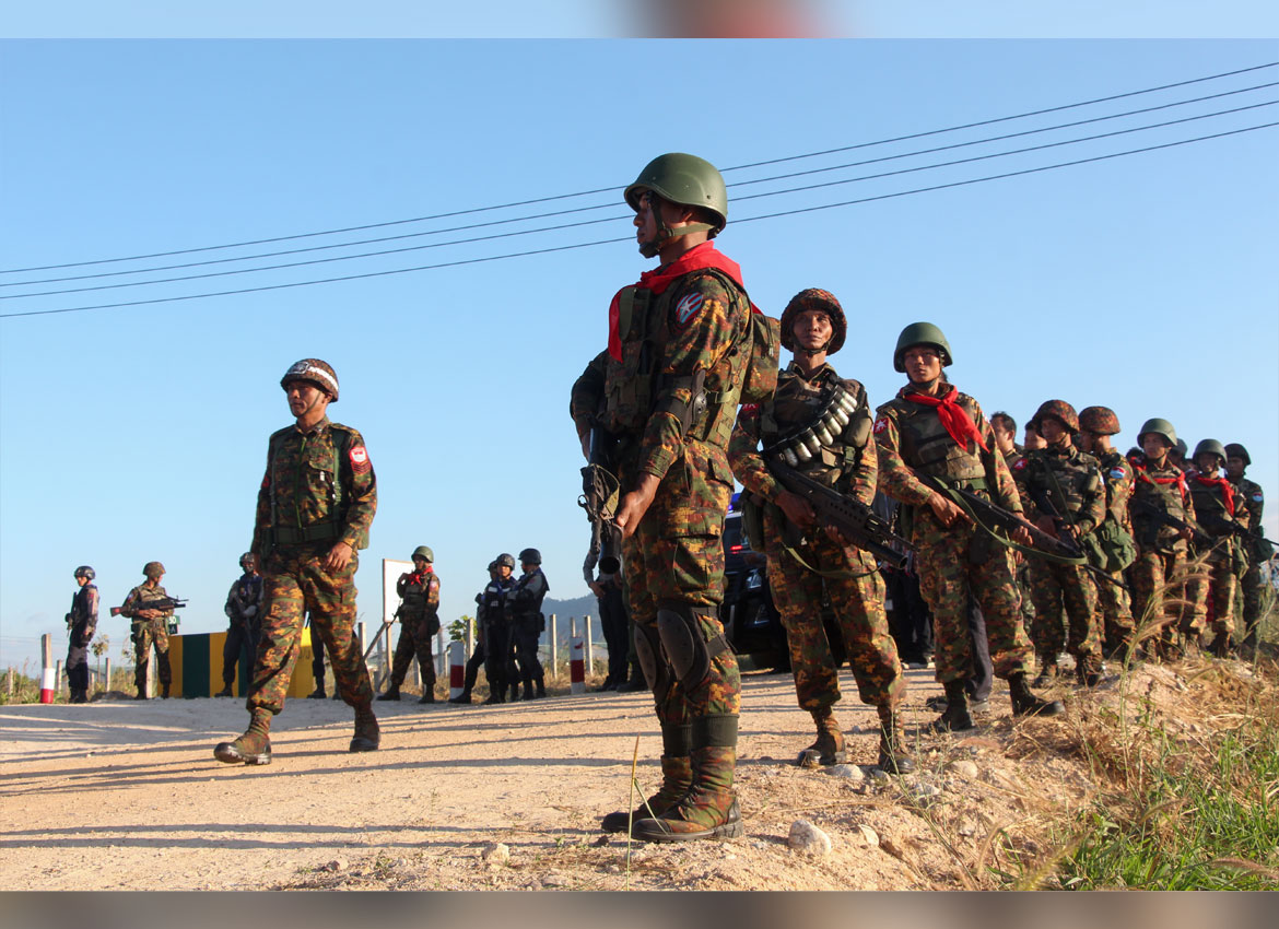 Myanmar military, KNU to meet to ease tension | The Myanmar Times