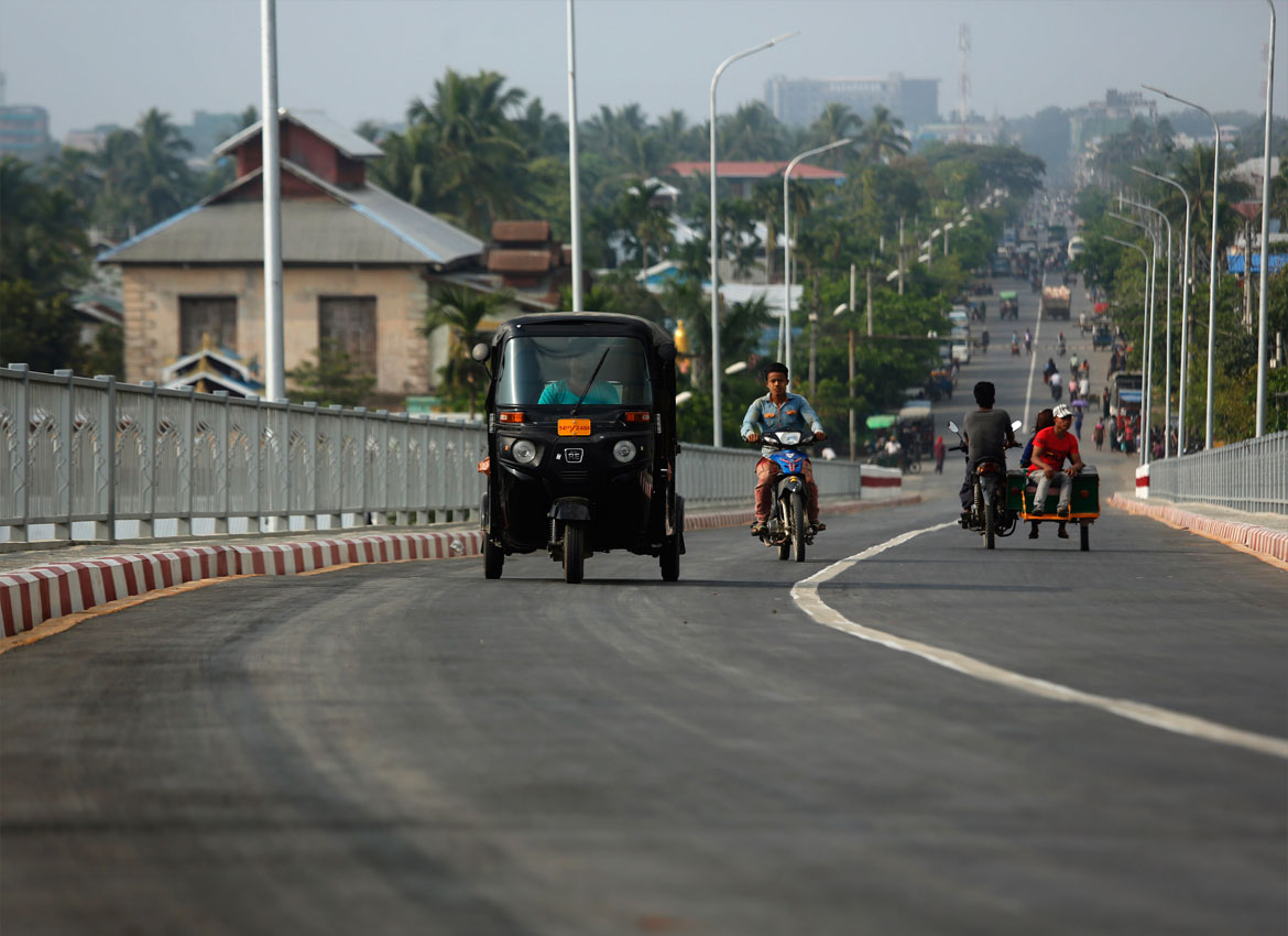 """No decision made on Malaysian proposal for """"Sittwe New City"""" project 