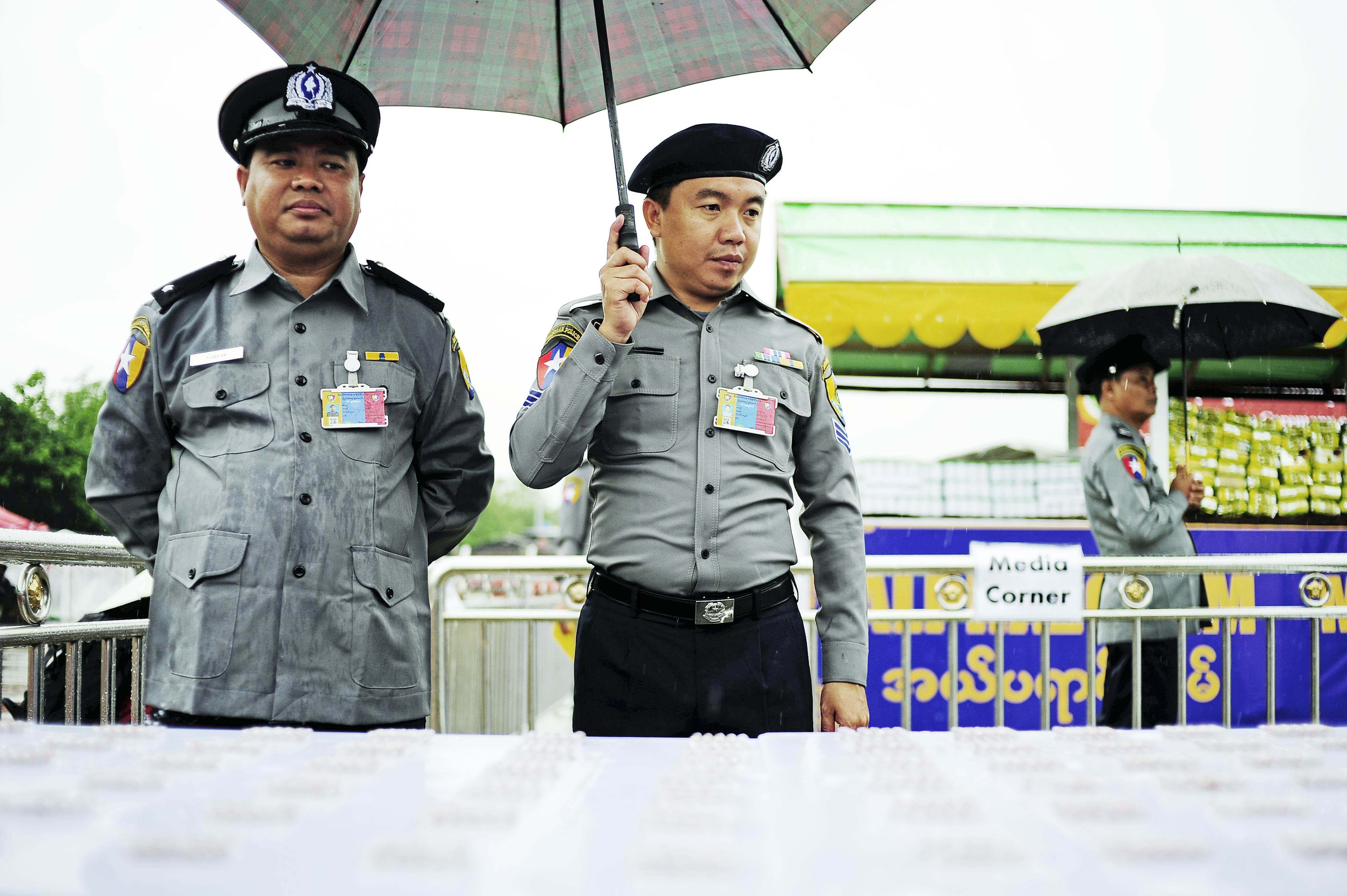 Police asked to shape-up, or ship-out | The Myanmar Times