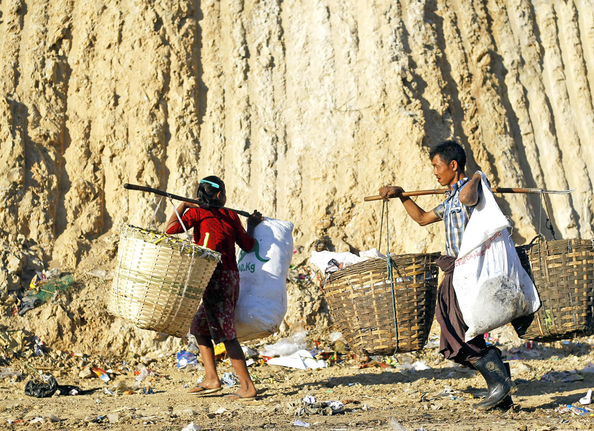 poor myanmar still report says nay poverty four while htoo mmtimes thant