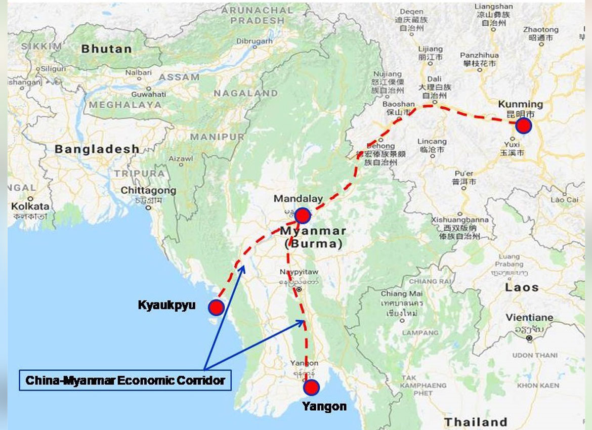 Survey starts for major railway project | The Myanmar Times