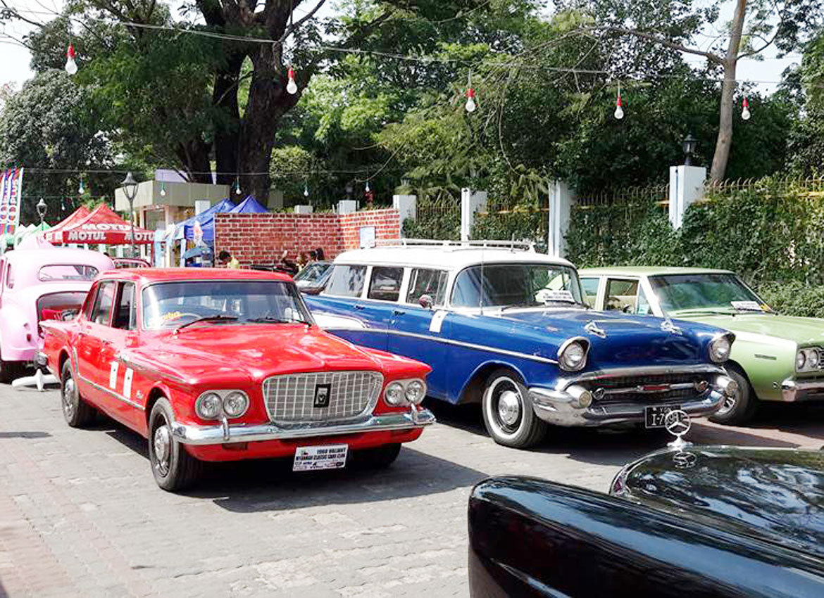 the myanmar classic cars club | the myanmar times