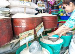 MAPCO will develop a rice project in Myanmar together with the Chinese. Aung Htay Hlaing/The Myanmar Times