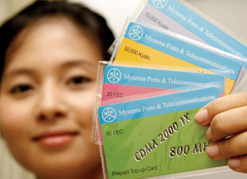 Latest CDMA sales strong: MPT | The Myanmar Times