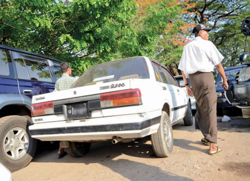 Tax cuts fail to aid overage car owners | The Myanmar Times