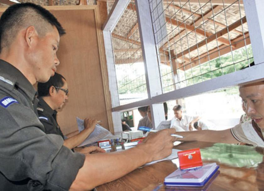 Passport issuing office opens in Mandalay | The Myanmar Times