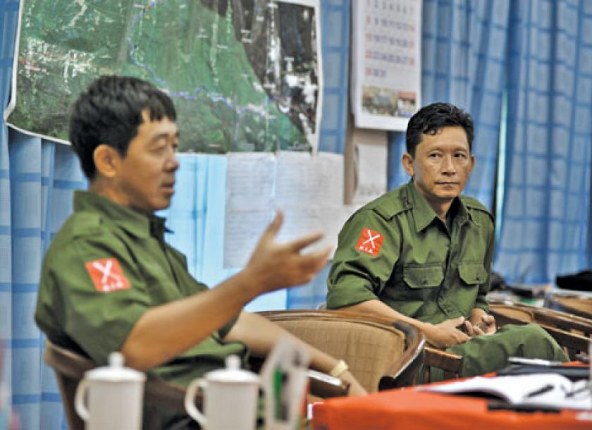 We need to reach a political solution' | The Myanmar Times
