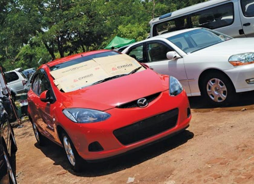 CIF changes put small cars back in charge | The Myanmar Times