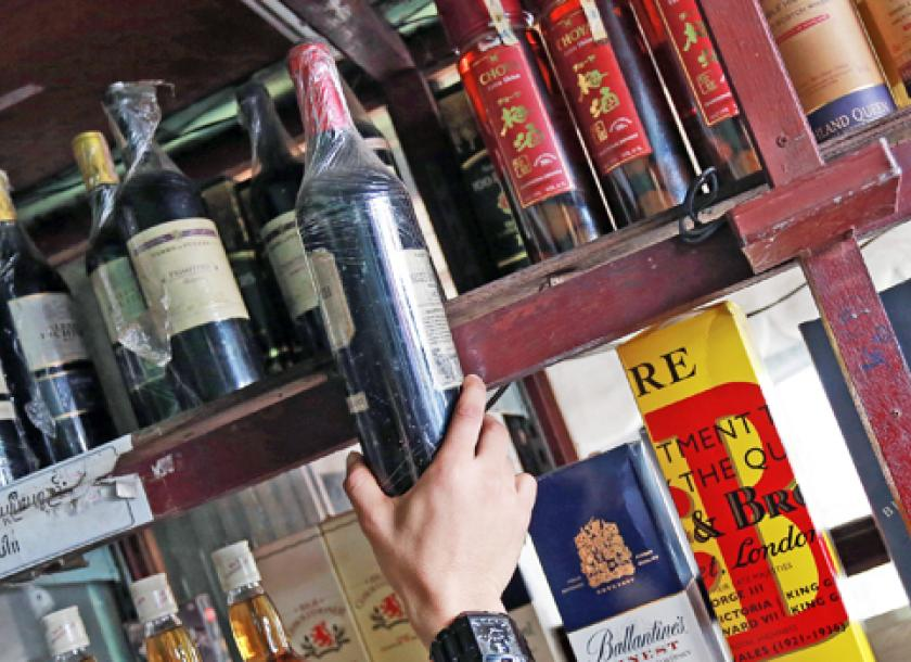 Illegal alcohol crackdown prompts calls for regulation | The