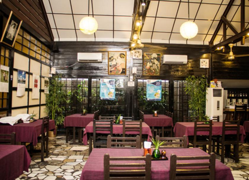 Myanmar s oldest japanese restaurant bounces back to life