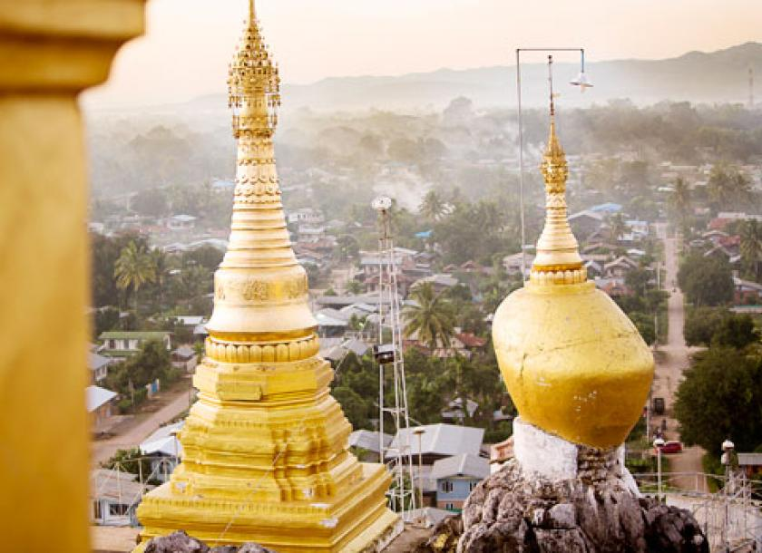 The Ceasefire And A Town Called Love The Myanmar Times