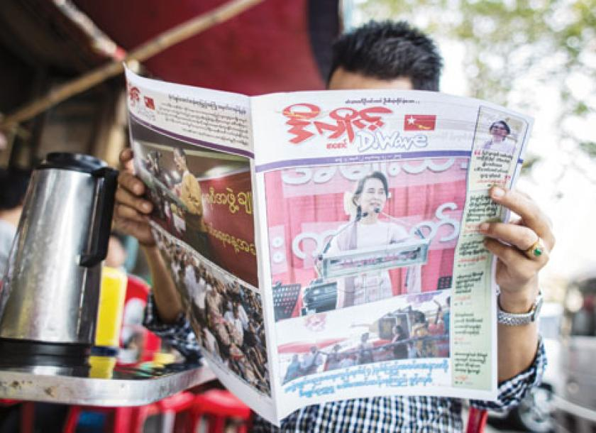 Nld Paper To Relaunch This Week After Circulation Decline The