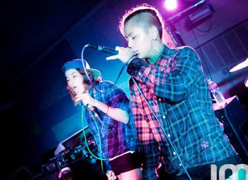 Hip hop duo spurns love songs for rapper lifestyle | The