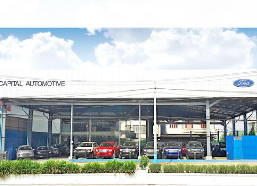 Ford Vehicle Showroom >> Ford Opens Showroom In The Second City The Myanmar Times