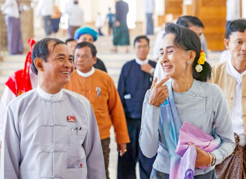 NLD said to shortlist candidates for Speaker | The Myanmar Times