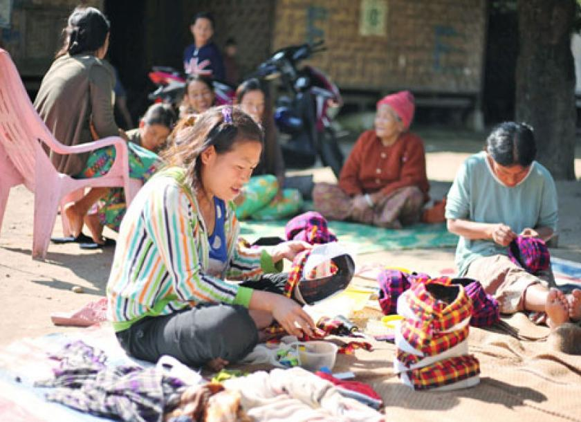 Nld And Families >> Kachin Pin Hopes On Nld The Myanmar Times