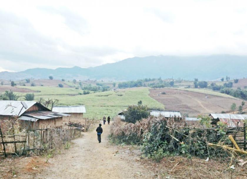 More fighting and more abductions: Northern Shan villages ...