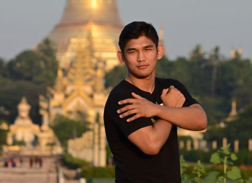 Float like a butterfly, constrict like a python | The Myanmar Times