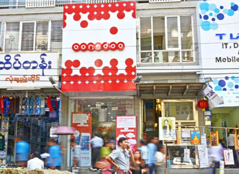 Ooredoo to roll out next-gen internet service | The Myanmar