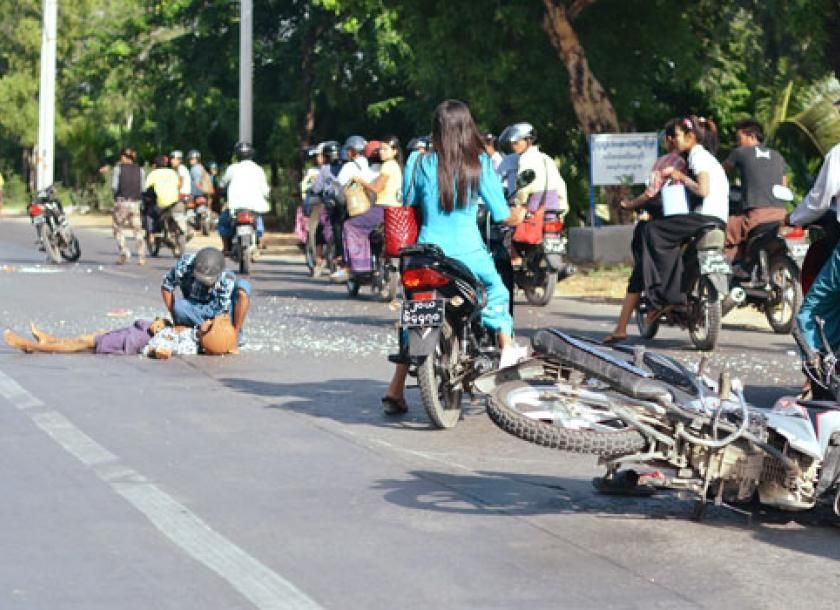 Traffic officials seek to battle alarming rise in road deaths | The ...