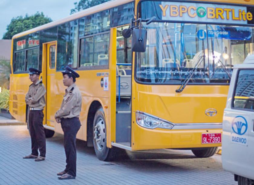 Local firm plans Daewoo bus factory in Yangon   The Myanmar Times
