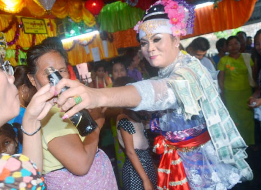 Taung Pyone Festival Winds Down The Myanmar Times