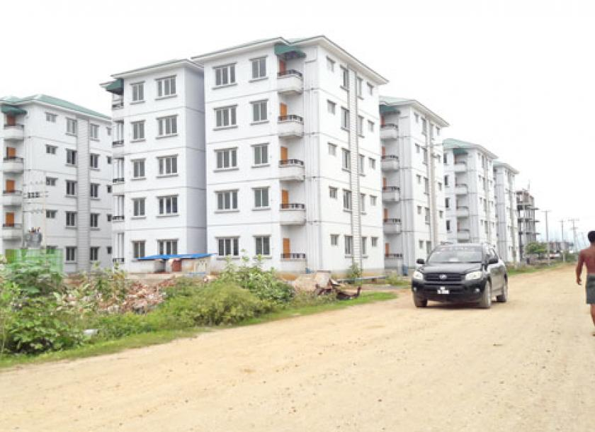 Mandalay affordable housing units to be sold through lottery