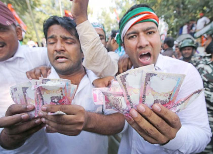 India S On Dirty Money The